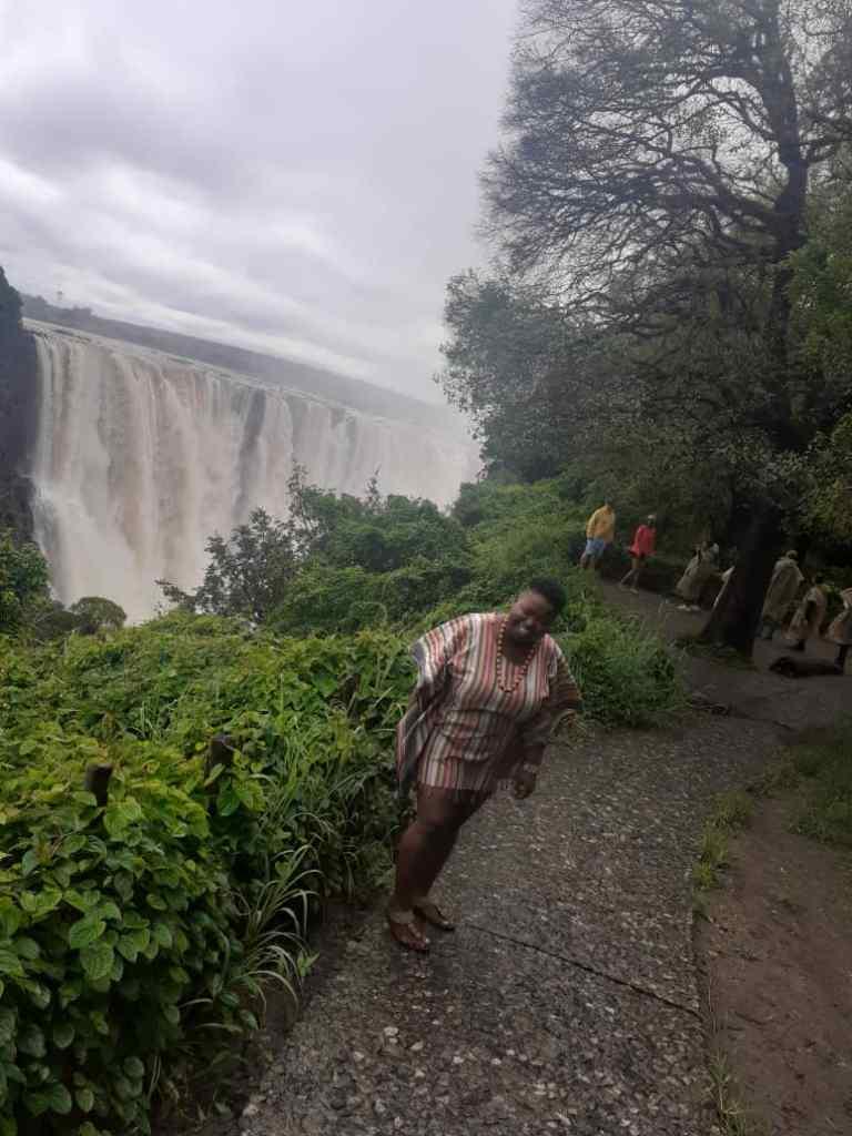 Thando Gwinji Victoria Falls