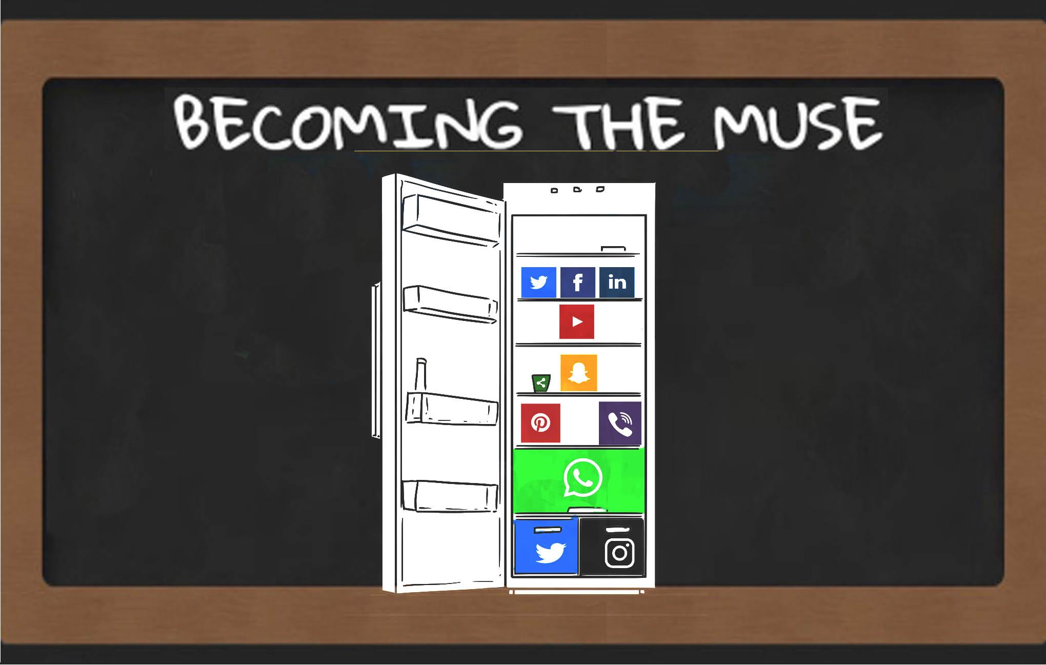 Social media as a analogy