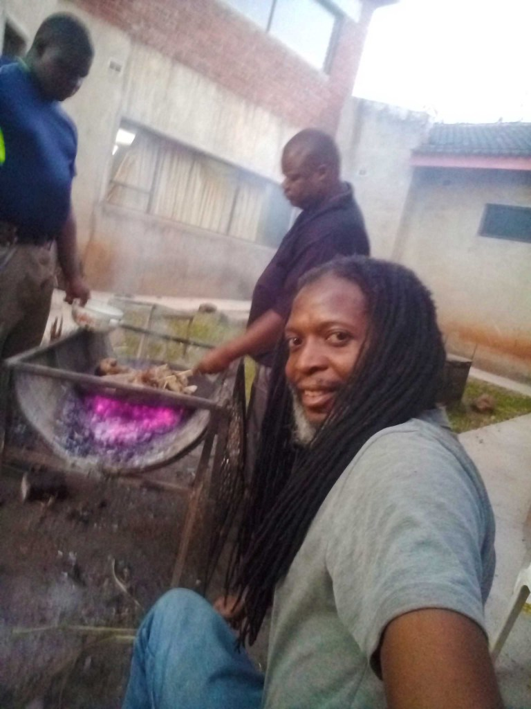Braai gango barbecue