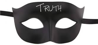 maskarade mask written truth