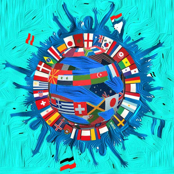 The World Cup Of Flags