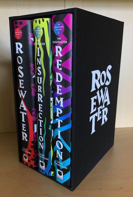Wormwood trilogy book set Book 1 Book 2 Book 3