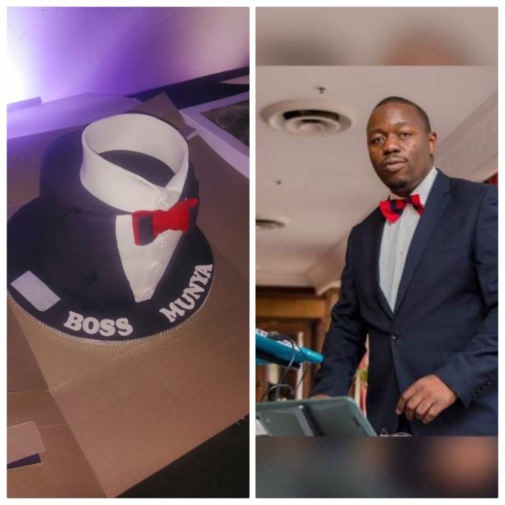 Boss Munya Cake