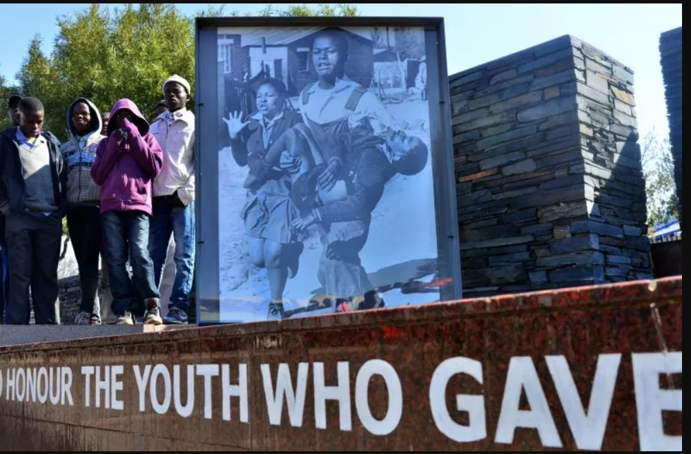 To Honour The Youth Who Gave Their Lives In The Struggle For Freedom
