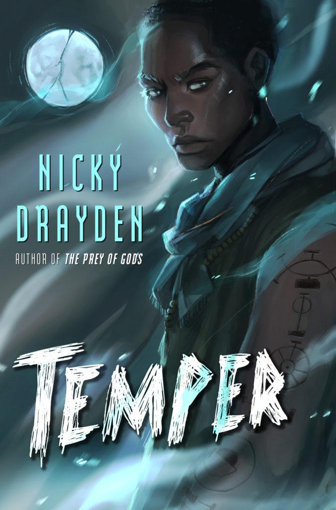 Temper A Nicky Drayden Book