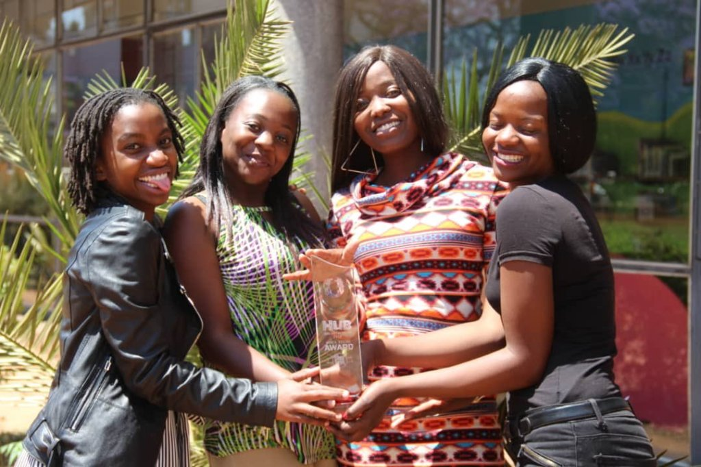 2019 Shoko Hub Awards award for Women's Voice Zimbabwe