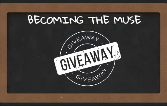 becoming the muse giveaway