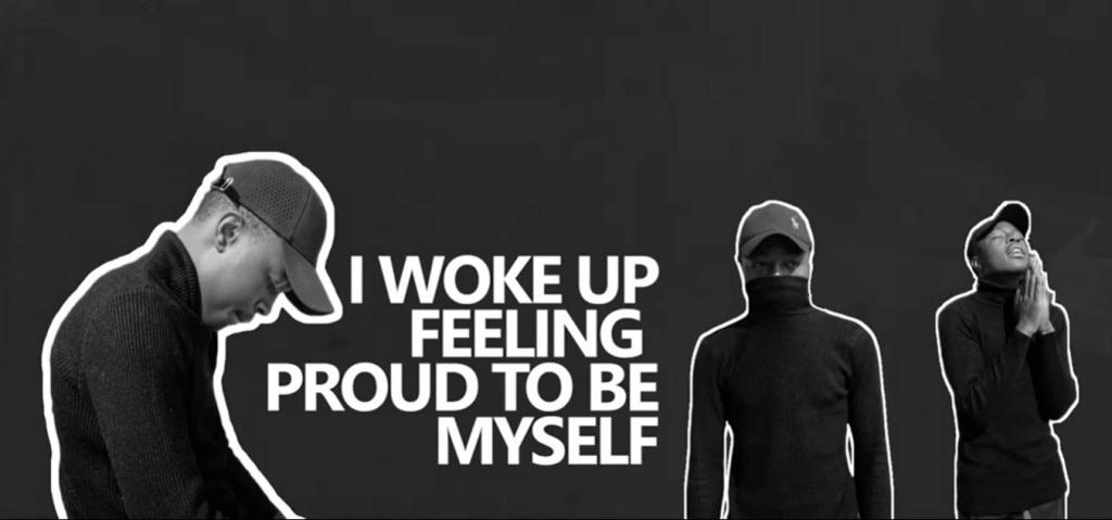I woke feeling proud to be myself  Holy Ten