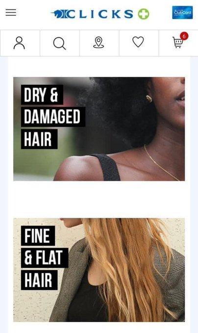 Dry and Damaged hair Fine flat hair
