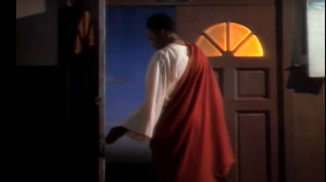 Martin de Porres Black Saint mistaken for Black Jesus in Like A Prayer video