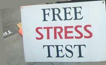 Free stress test