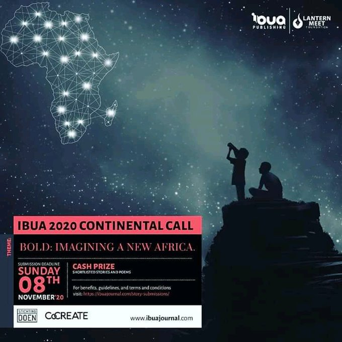 Ibua 2020 call Bold: Imagining A New Africa