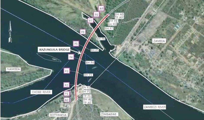kazungula bridge plans