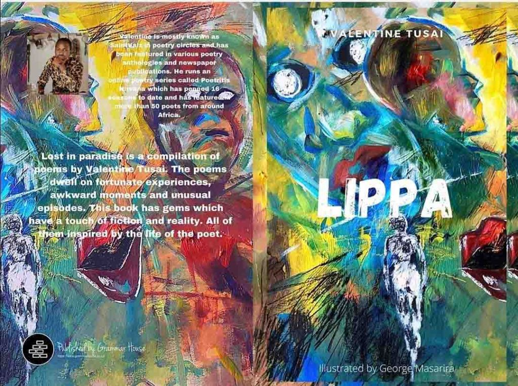Lost In Paradise Poetry Anthology  LIPPA by Valentine Tusai