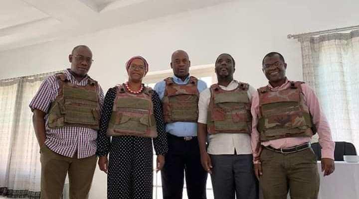 Malawi concourt judges awarded Chatham House Prize