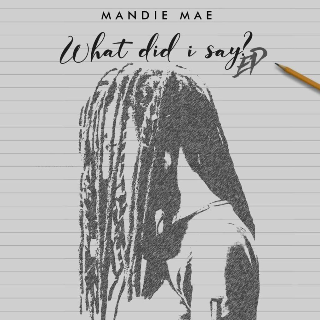 Mandie Mae What did I say