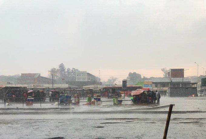 Market square terminus hahare