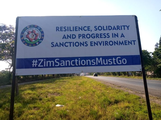 resilience, solidarity and progress in a sanctions environment #ZimSanctionsMustGo