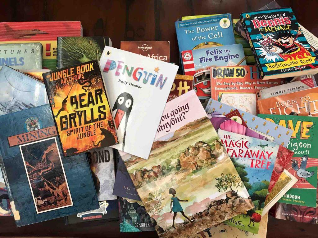 Books Kate Chambers