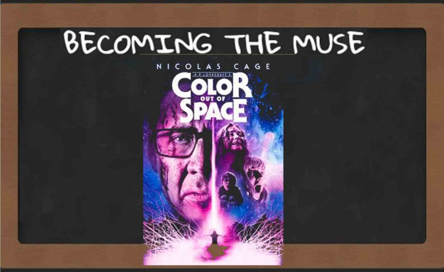 color out of space book and movie review