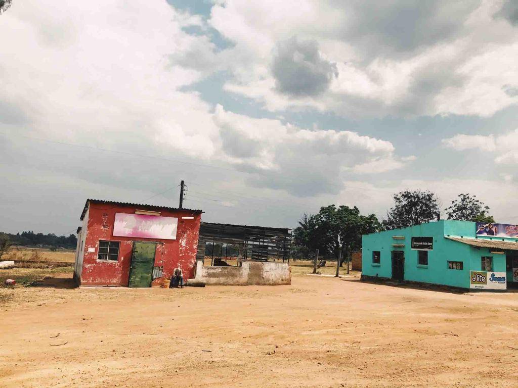Shops along Mutare Masvingo highway