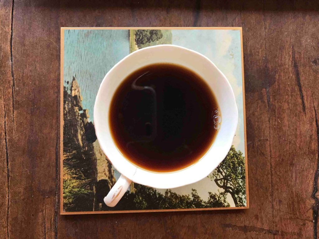 Tanganda Coffee from eastern highlands Zimbabwe