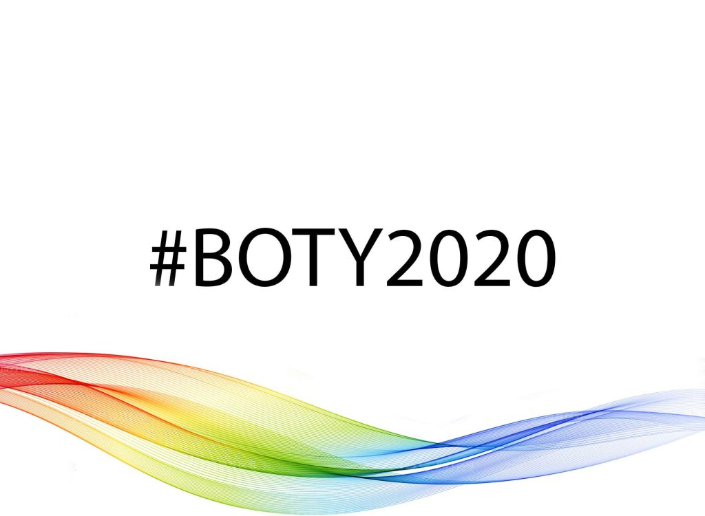best of The Year #BOTY2020