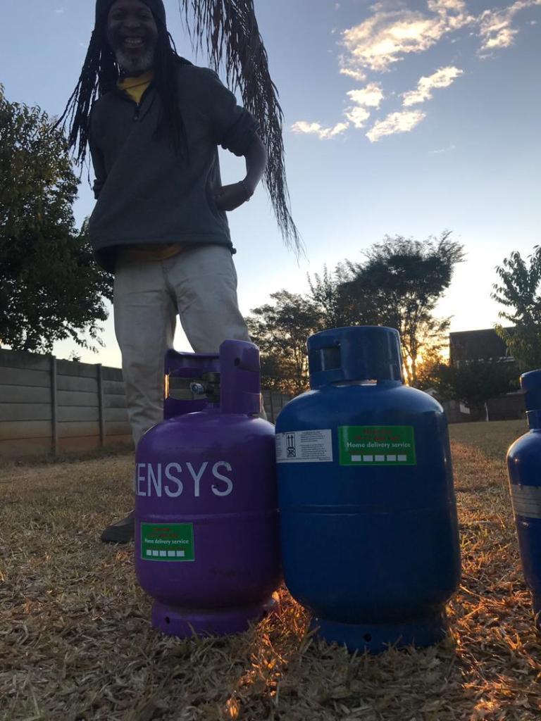 Gas Home delivery service Flexy Gas