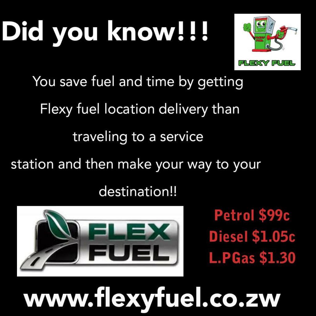Flexy Fuel delivery