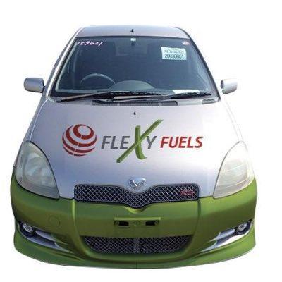 Flexy Fuels car