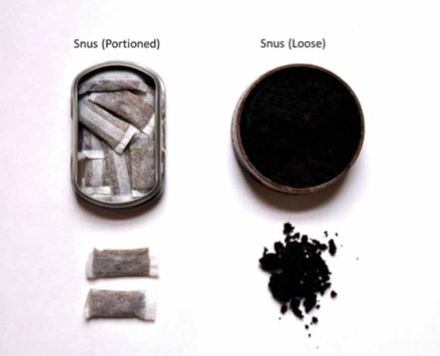 Types Of Snus: Loose Snus and Portion Snus