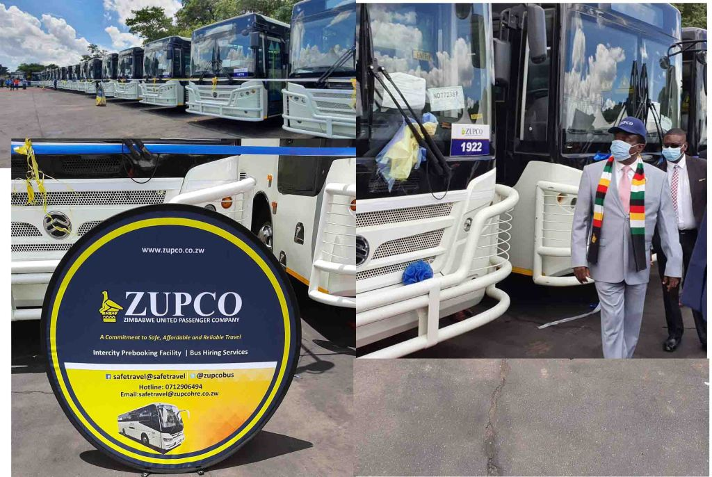 president commission 50 Zupco buses