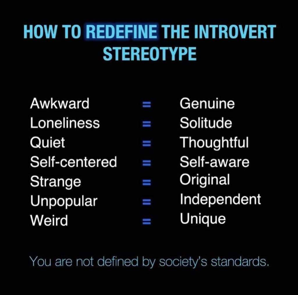 redefining introvert stereotypes