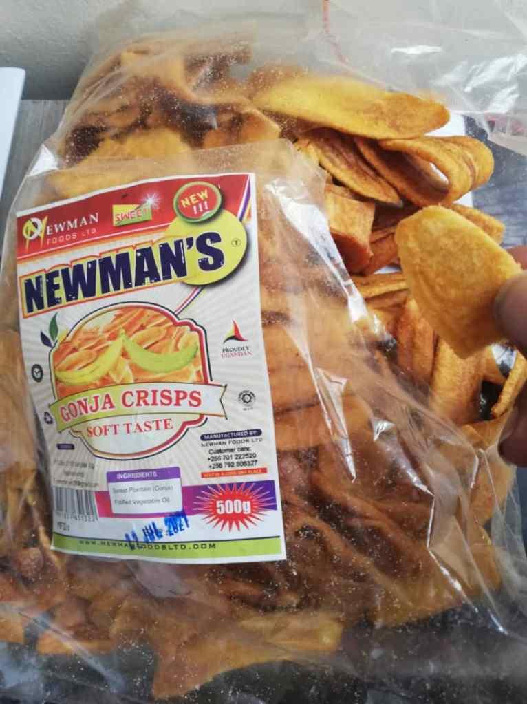 Gonja Chips Uganda