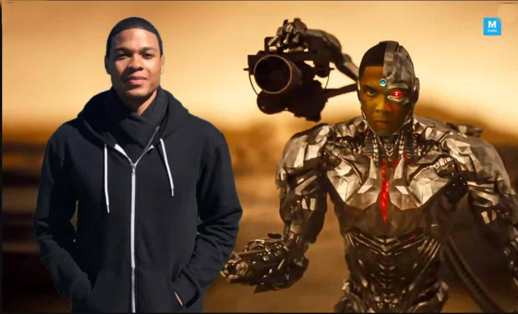 Ray Fisher Cyborg in Justice Legaue