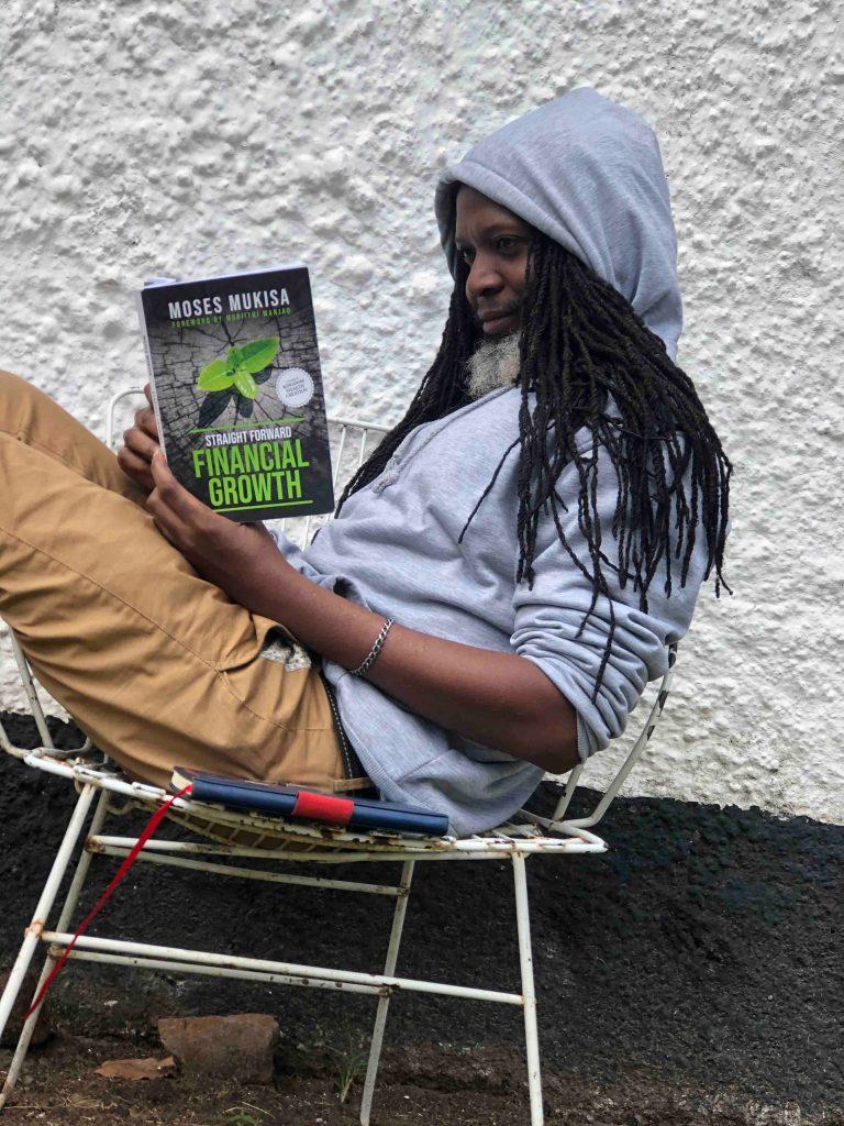 Reading SFFG by Moses Mukisa