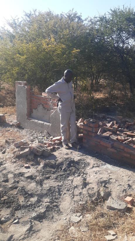Bhalagwe Memorial plaque vandalised