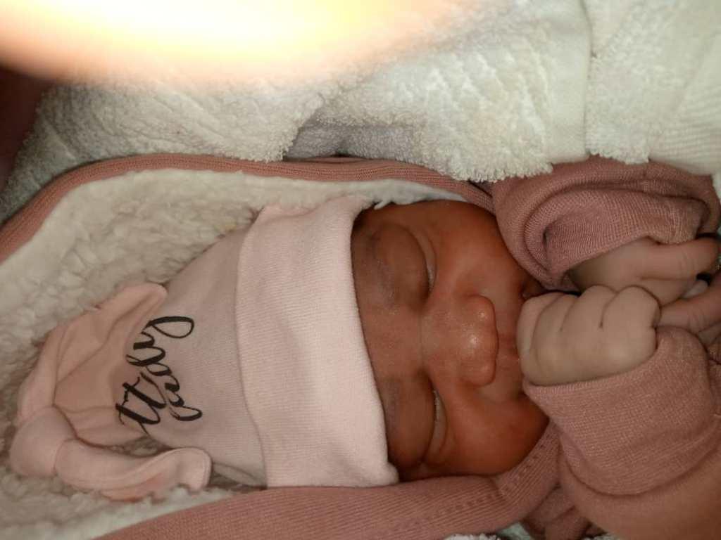 baby Ayanda
