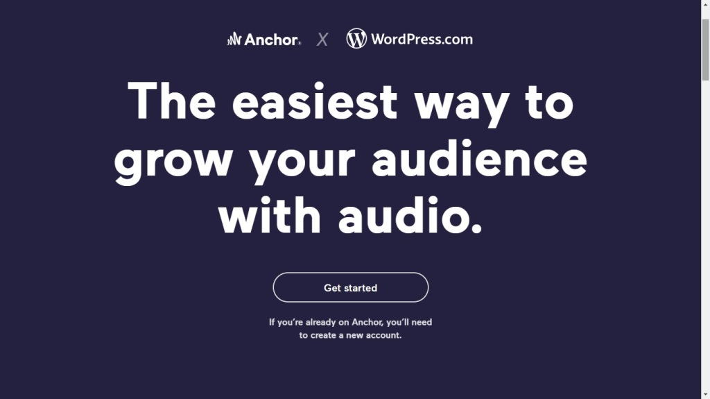 Connecting WordPress To Anchor Podcast