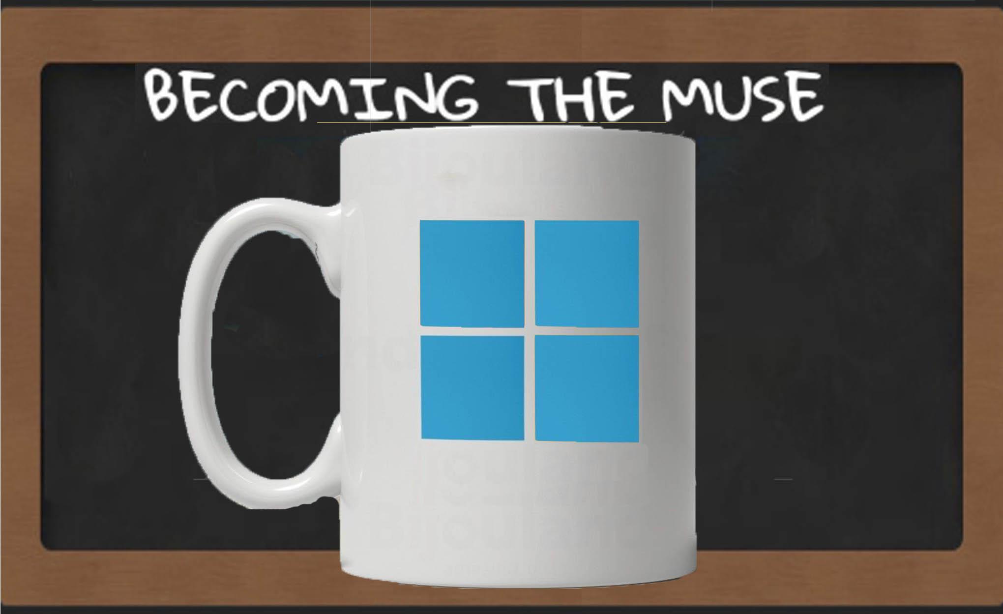 coffee with windows