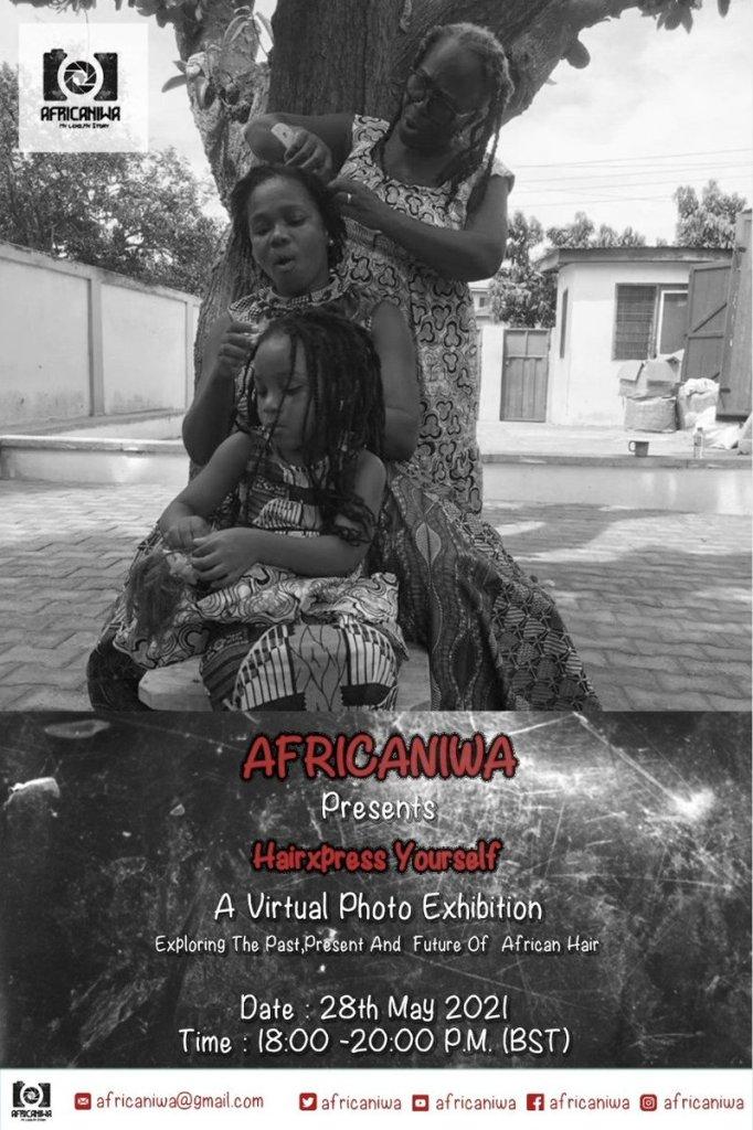Africaniwa Hairxpress yourself