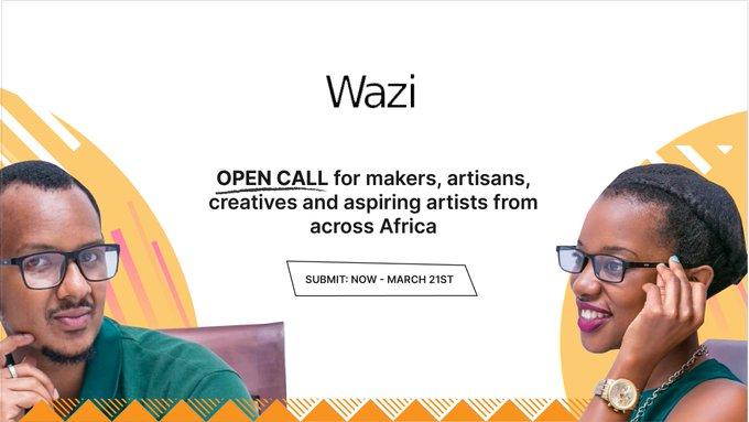 wazi vision open call