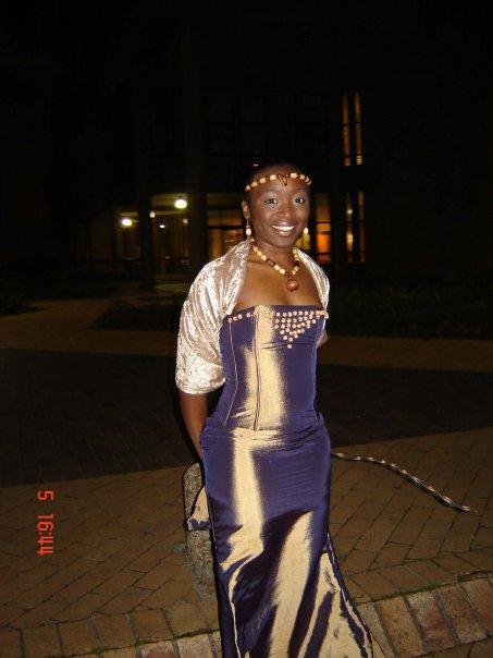 Pamhidzai The Afrodiva University Ball