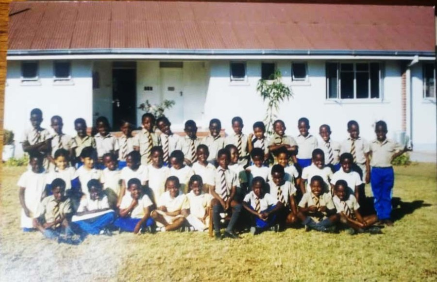 90s class Victoria Primary Masvingo
