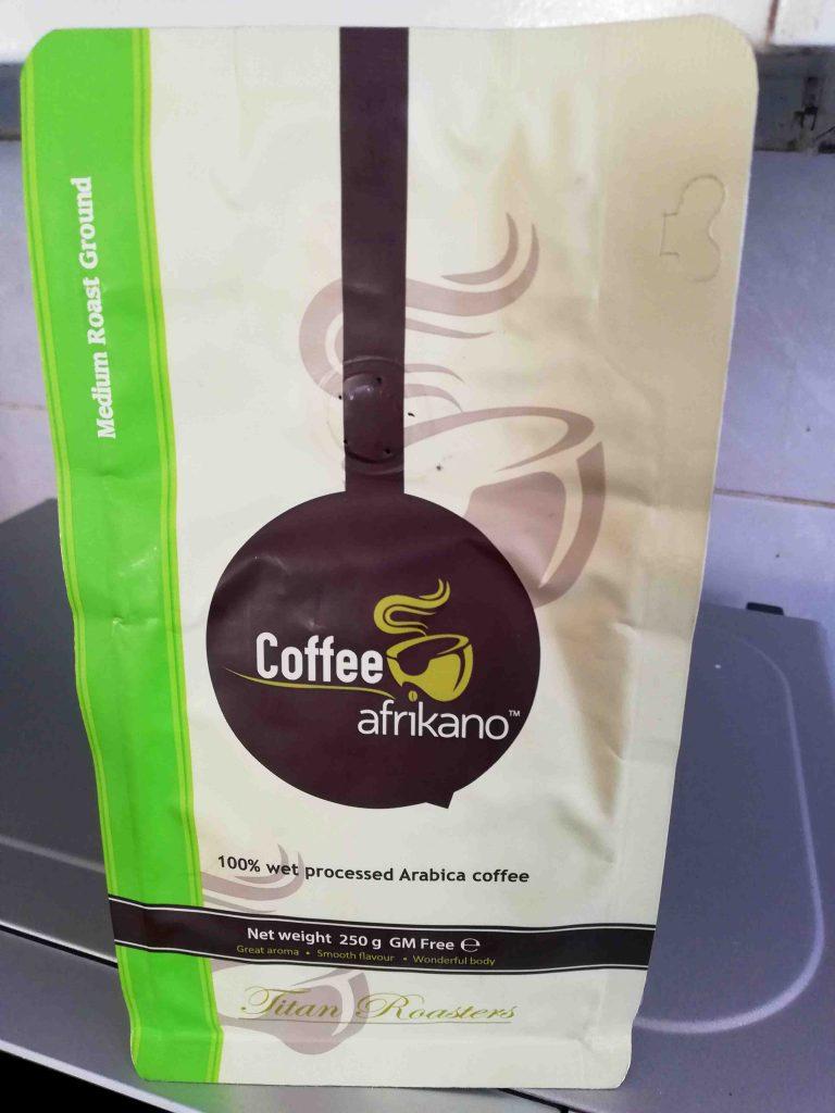 Coffee Afrikano Arabica