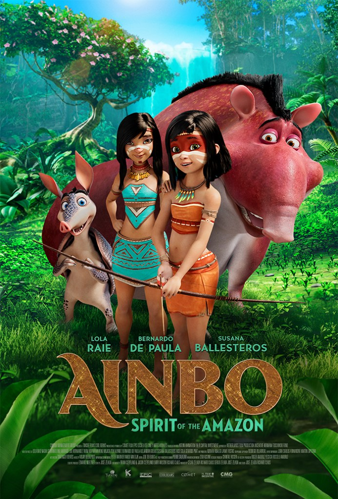 Ainbo Spirit Of The Amazon Review