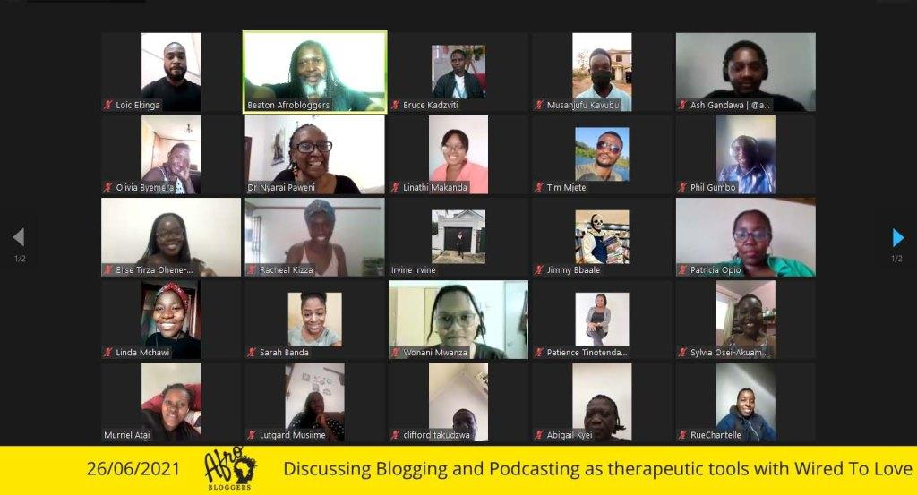 Afrobloggers June Meet-Up