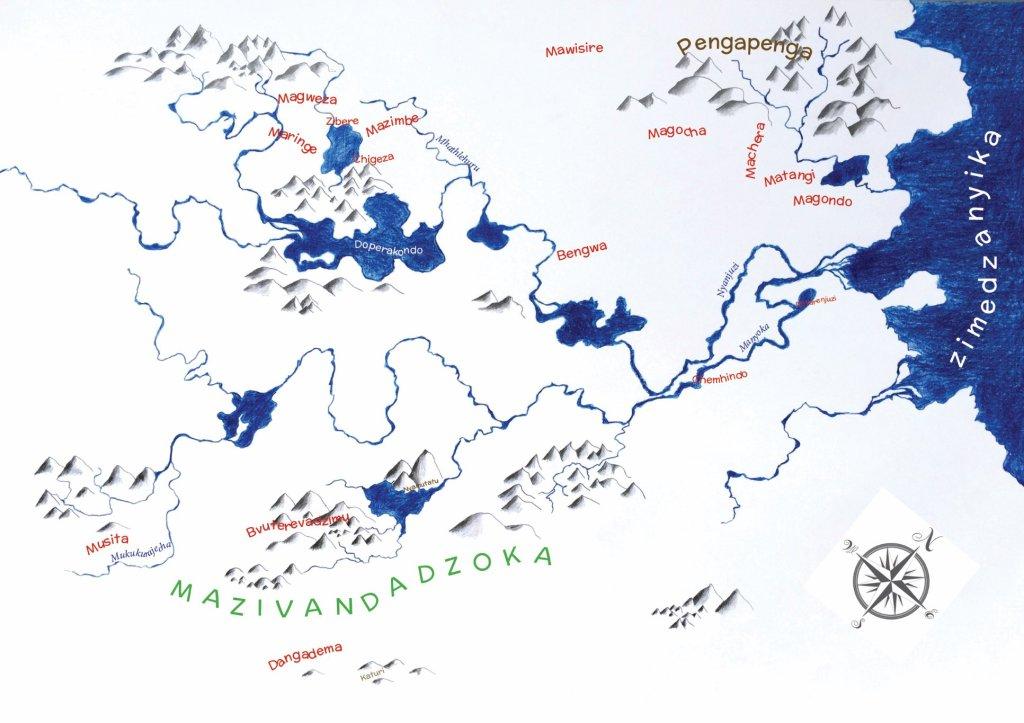 map lightning's eggs